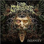Dark Confessions - Insanity (2012)  CD  NEW/SEALED  SPEEDYPOST