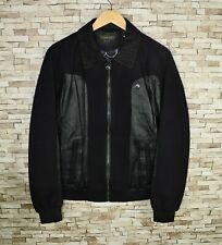 Stefano Ricci mens leather jacket size L
