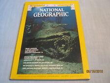 NATIONAL GEOGRAPHIC May 1976 TRUK LAGOON Montana THE BALEARICS Sea Gypsies