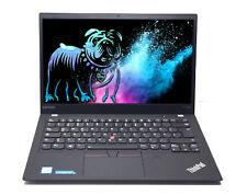 "Lenovo ThinkPad X1 Carbon G5 14"" Notebook FHD i5-6200U 8GB 256GB SSD LTE *NEU*"