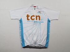 NWT Capo Capoforma TCN Bike Cycling Jersey Size XL Custom MTB Race Team Full Zip