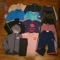 *F*A*B*Boys Branded Clothes Bundle 9-10 Years *Adidas *Ted Baker *Tresspas *M&S