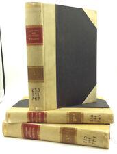 QUONDAM EPISCOPI S. HIPPOLYTI INSTITUTIONES PATROLOGIAE- Joseph Fessler- 3 Vol.