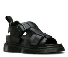 BRAND NEW IN BOX! DR MARTENS Black Kamilah Sandals Size UK 6.5