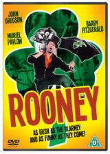 Rooney DVD (2014) John Gregson ***NEW***
