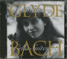 Rosemary Glyde, Viola, Bach Cello Suites, Classical dual disc album.