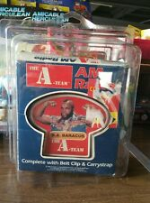 Vintage A-Team Mr. T Radio MiB - Works - 1980s