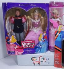 2 Disney Sleeping Beauty Dolls PEN WAS SOLD SEPERATLY