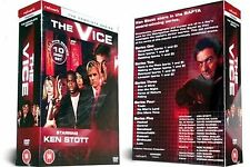 THE VICE the complete series box set. 10 discs. Ken Stott. New sealed DVD.