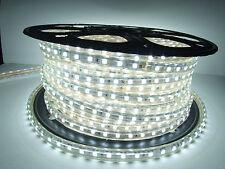 Sólo £ 2.99 tira de LED 220V 240V IP65 Impermeable 5050 60 SMD LED Blanco Frío Cálido Y