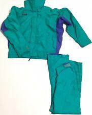 vtg columbia jacket pant set snow ski  Bugaboo Large jacket medium pants