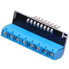 Morsettiera a Vite 8-poli Port Piastra PCB Basetta per Arduino Board Shield