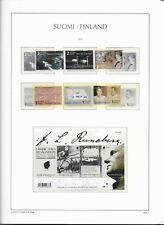 2004  MNH Finland year collection (5 scans)