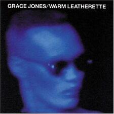 GRACE JONES - WARM LEATHERETTE NEW CD