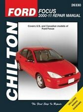 2000-2011 Ford Focus Chiltons Repair Service Workshop Manual Book Guide 0514