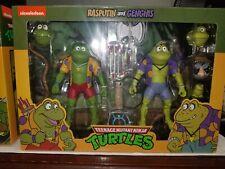 Neca Teenage Mutant Ninja Turtles Frogs Rasputin and Genghis