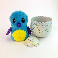 Hatchimals Draggle Blue Interactive Electronic Pet Toy by Spin Master