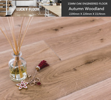 Sample: 15mm Oak Engineered Flooring Hardwood Timber Flooring  AUTUMN WOODLAND