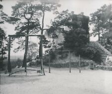 FONTAINEBLEAU c.1900-20 -Balançoire Cheval Tour Denecourt Seine & Marne- NV 1528