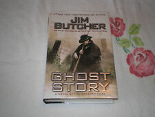 GHOST STORY by JIM BUTCHER   *SIGNED*