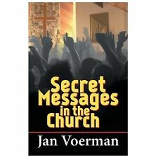 Secret Messages in the Church by Jan Voerman (2013, Paperback)
