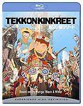 Tekkon Kinkreet (Blu-ray Disc, 2007) *New,Sealed*