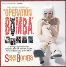 Operation Bomba-Seks Bomba-Original Movie Soundtrack CD