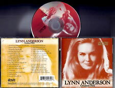 LYNN ANDERSON - Greatest Hits (24 Original Best) U.S.A. import RARE CD
