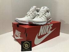 Nike Shox Gravity Men's Training Running Shoes White Size 10
