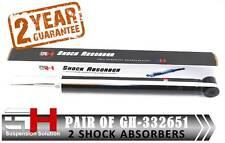 2 NEW REAR  SHOCK ABSORBERS HONDA ODYSSEY SHUTTLE 95-01 / GH-332651 /