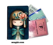 asiatique kimmidoll 01-005 étui pochette carte grise carte d'identité permis