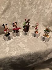 Hallmark 2013 Disney Christmas Band Full Set