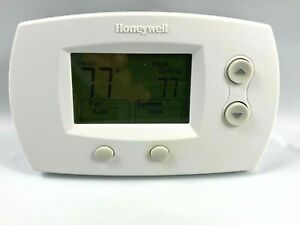 Honeywell Digital Non Programmable Thermostat Model TH5220D1003 (Used)