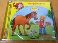 Original PIXI Hörbuch für Kinder + CD + Pony Geschichten + Großer Hörspaß +