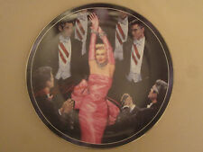 Marilyn Monroe collector plate I Don'T Mean Rhinestones Silver Screen Marilyn #2