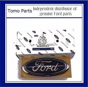Genuine Ford Focus/ C-Max 2004-2010 (MK2) Rear Tailgate/ Boot Badge 1779943