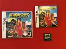 RUNAWAY THE DREAM OF THE TURTLE  NINTENDO DS PAL FR COMPLET
