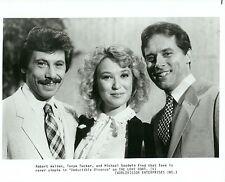 TANYA TUCKER ROBERT WALDEN SMILING PORTRAIT THE LOVE BOAT 1981 ABC TV PHOTO