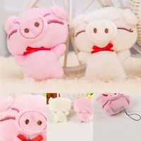 Cartoon Pig Decor Baby Kid Plush Toy Cute Piggy Stuffed Toy Color Random QC