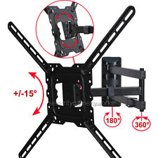 Articulating LCD LED Plasma TV Wall Mount 29 32 39 40 42 46 47 48 50 55 Tilt Bni