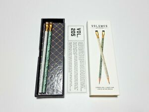 Palomino Blackwing vol. 205 Two Single Pencils with Box & insert