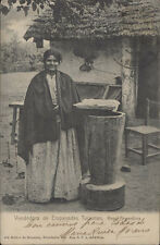 ARGENTINA TUCUMAN VENDEDORA DE EMPANADAS ED. ROSAUER N°434 NEG S.F.A. AFDOS