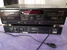 JVC Tapedecks & Tonbandspieler mit Kassettenaufnahme-Funktion