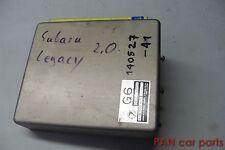 Subaru Legacy 2 II 2,0i Motorsteuergerät ECU G6, 22611 AA990, A18-000 RES