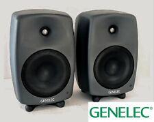 Pair Genelec 8040A Active Studio Monitor, perfect condition, 2-way loudspeaker
