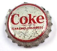 Vintage COCA-COLA COKE EE.UU. Tapa de botella Sello De Corcho Botella cap SIRAC