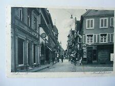 Ansichtskarte Lahr i. B. 1935 Marktstrasse
