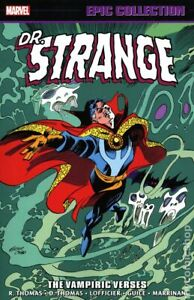 Doctor Strange The Vampiric Verses TPB Epic Collection #1-1ST FN 2021