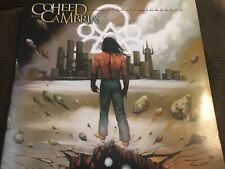 Coheed And Cambria No World For Tomorrow Double Etched Vinyl Record