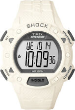 TIMEX EXPEDITION Full Pusher Shock Cat T49899 Outdoor Uhr - UVP 59,90 EUR